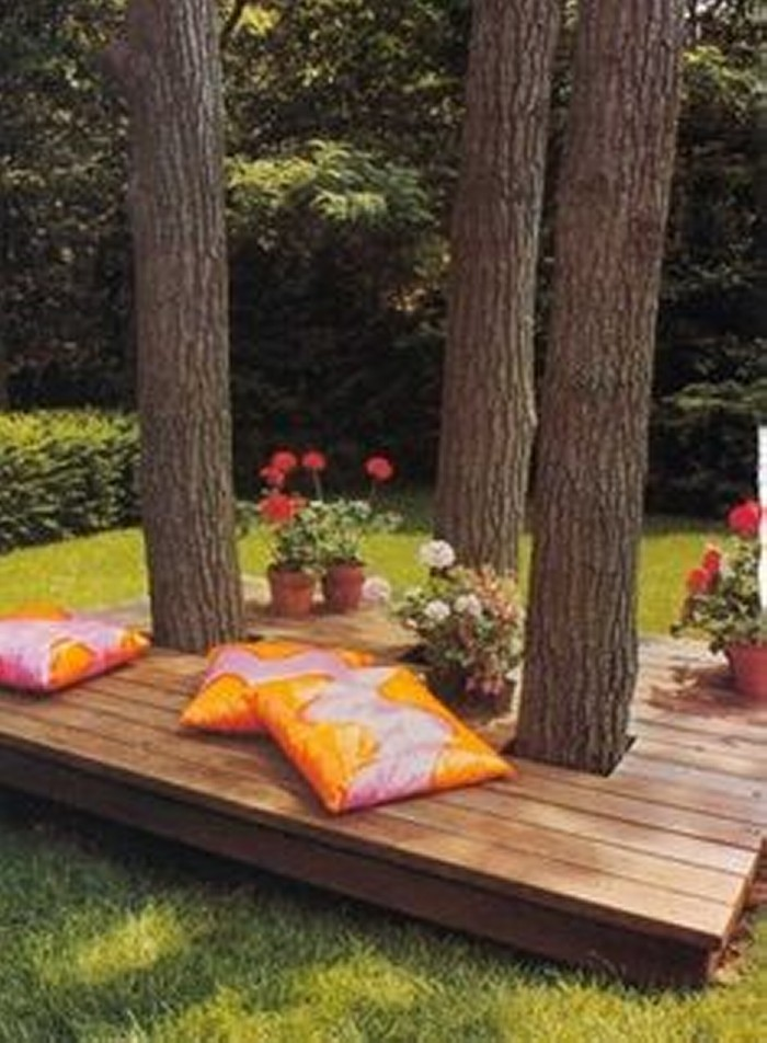 Pallet Deck Ideas