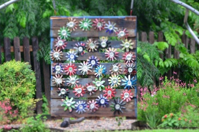 Pallet Garden Ideas Upcycle Art