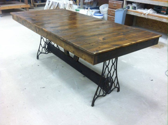 Pallet Vintage Coffee Table