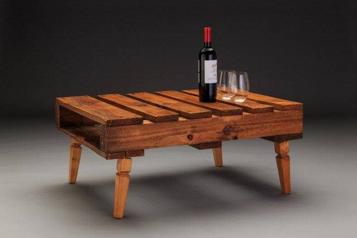 Pallet Wood Upcycling Ideas