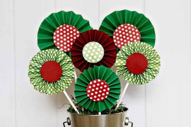 Paper Art Flowers