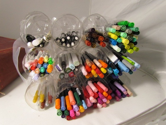 Plastic Bottle Recycling Ideas | Upcycle Art