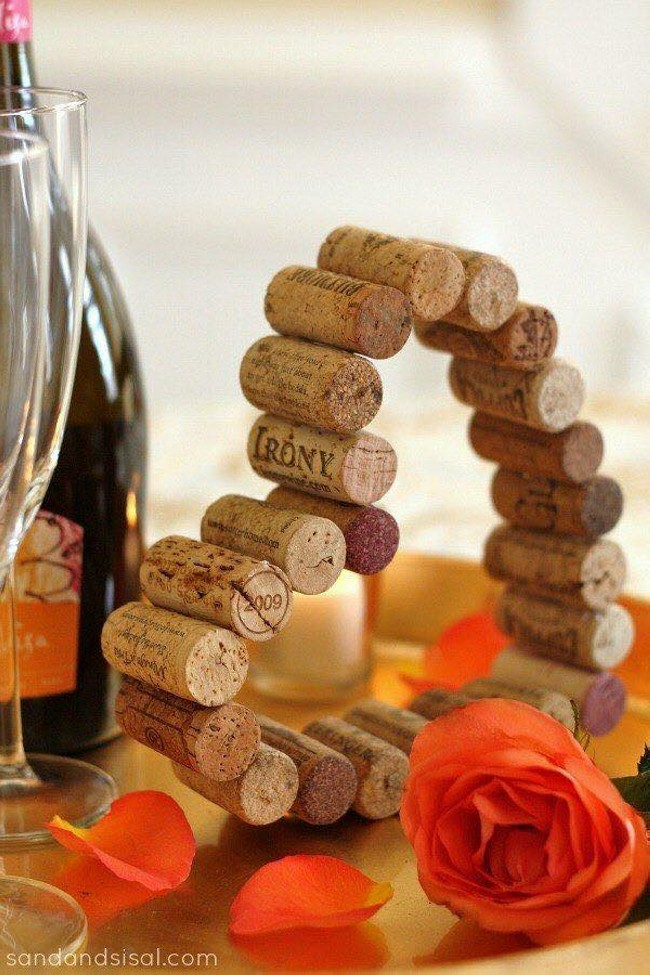 Wine Bottle Corks Crafts