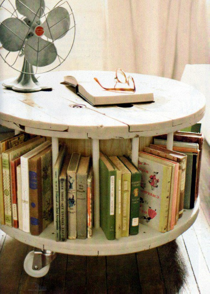 36 wooden cable reel recycling ideas upcycle art
