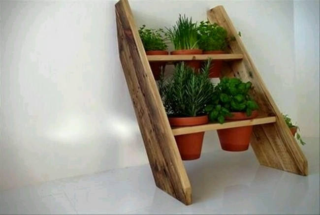 Wood Pallet Home Decor