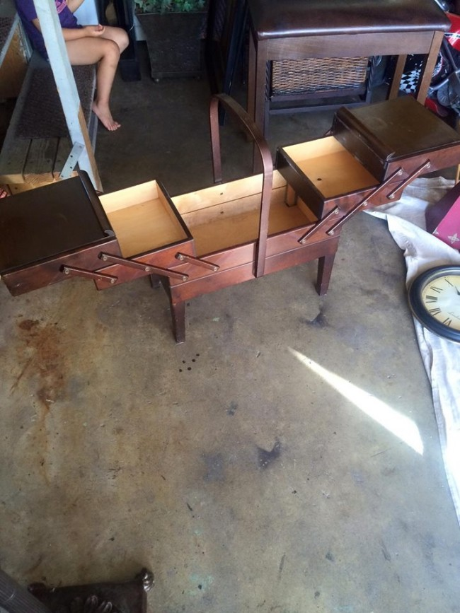 Wood Storage Box Ideas