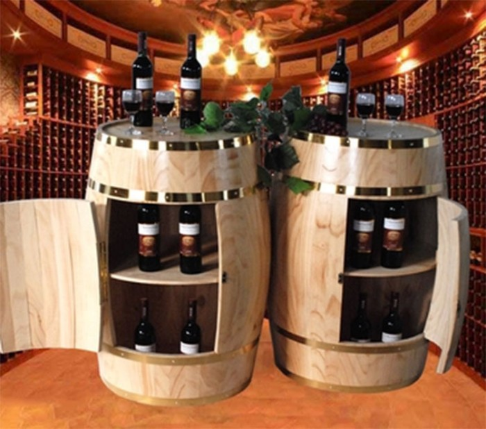 Upcycling Ideas Of Wooden Barrels Upcycle Art