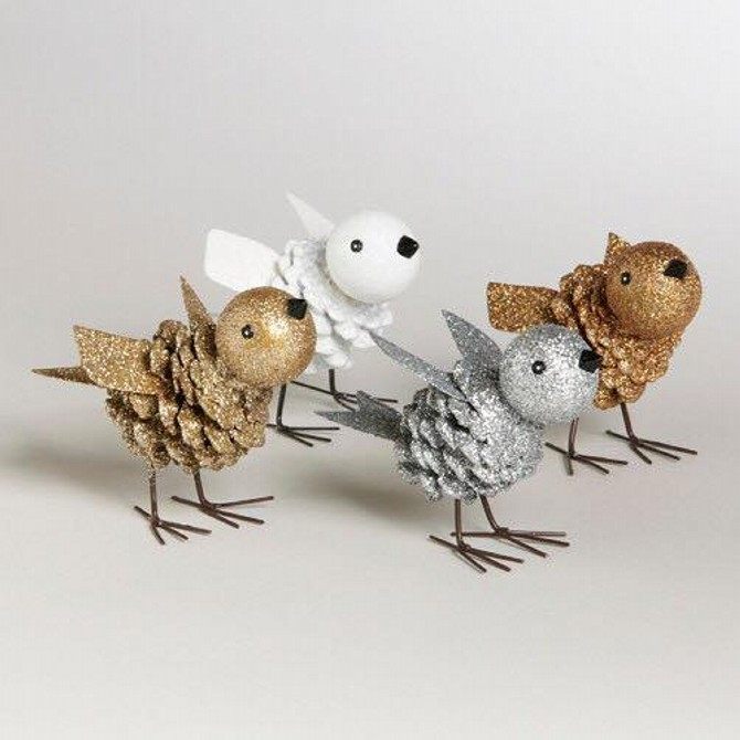 Autumn Decoration Birds