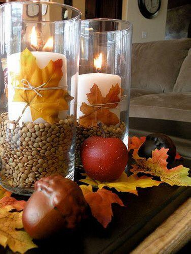 Autumn Decoration Inspirations