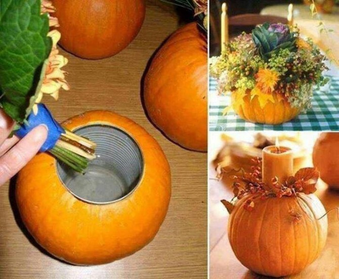 Autumn Decoration Plans
