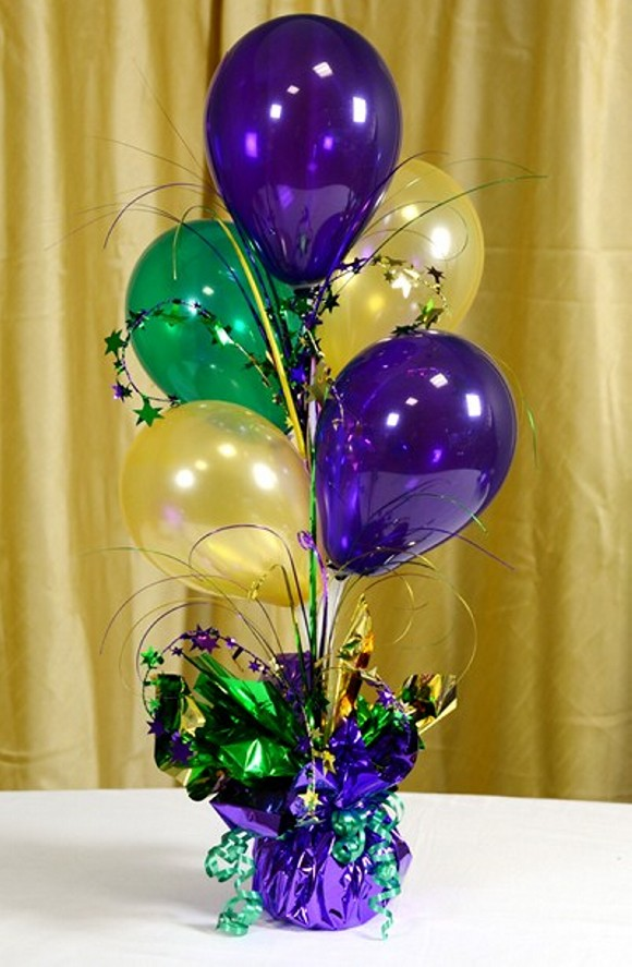Balloons Decor Plans