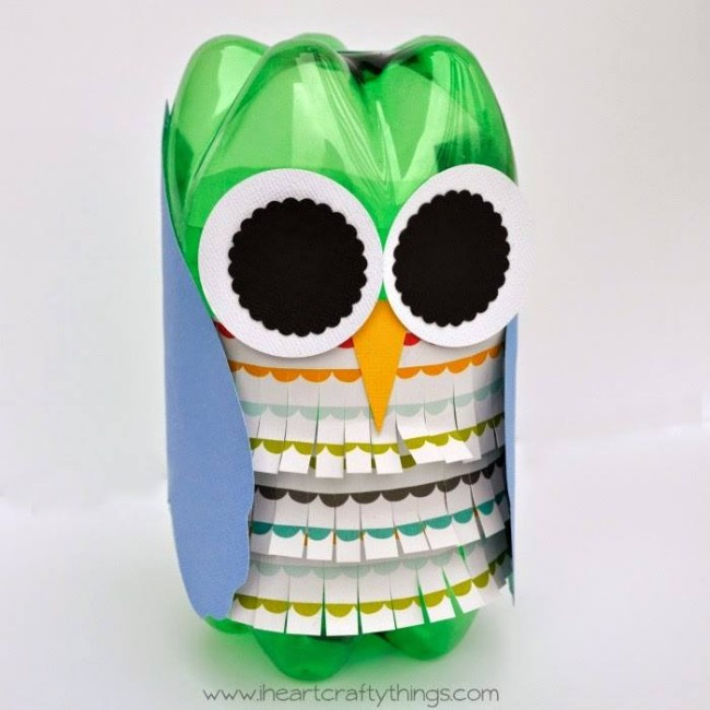 Bottles Adorable Owl