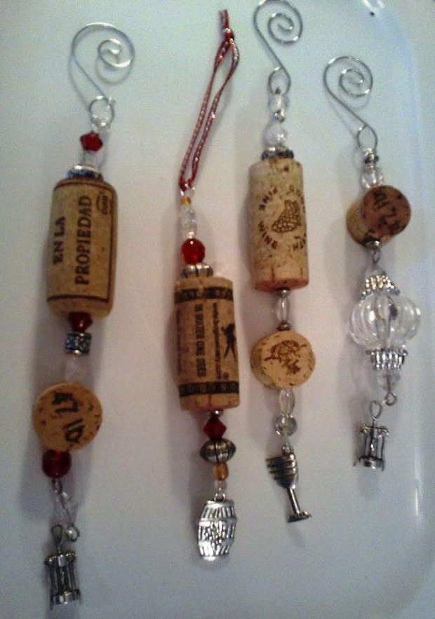 Cork Stoppers Jewelry
