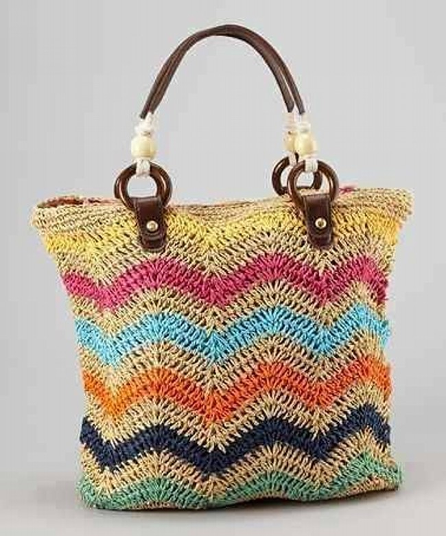 Crochet Bag Pattern : Crochet Bag Pattern DIY