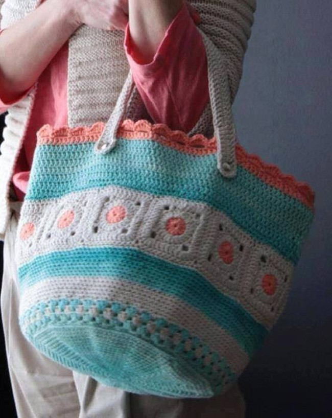 Crochet Bag Patterns for Begginers