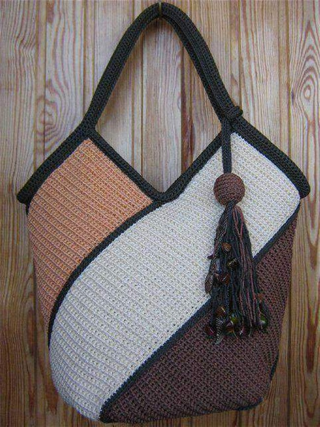 Crochet Hang Bag Pattern Projects