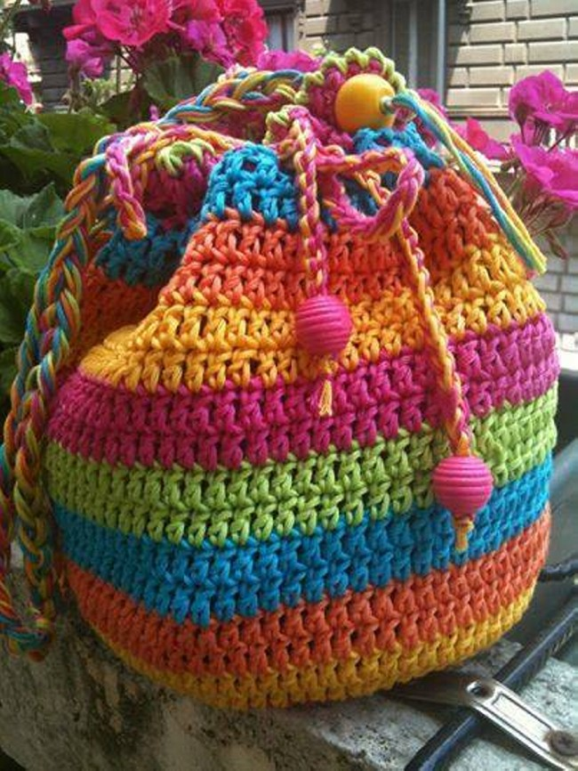 Crochet Bags Crochet Patterns