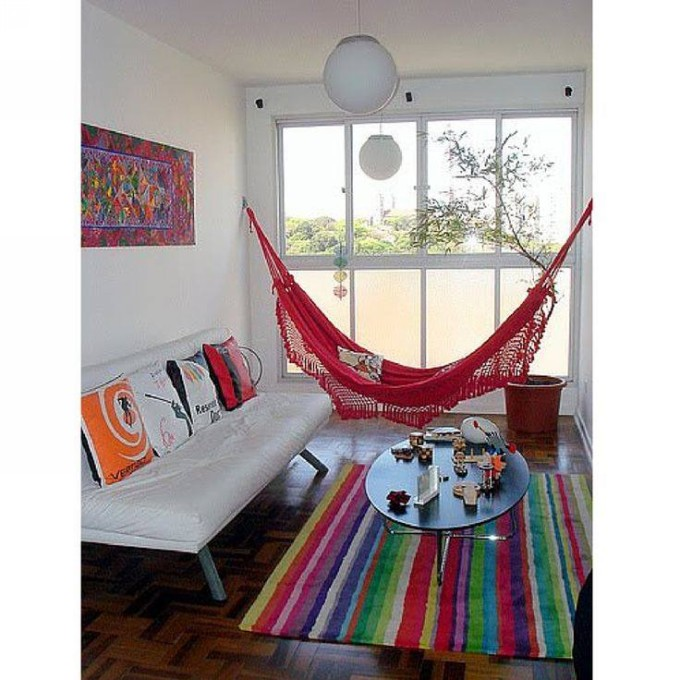Cute Indoor Swing Ideas
