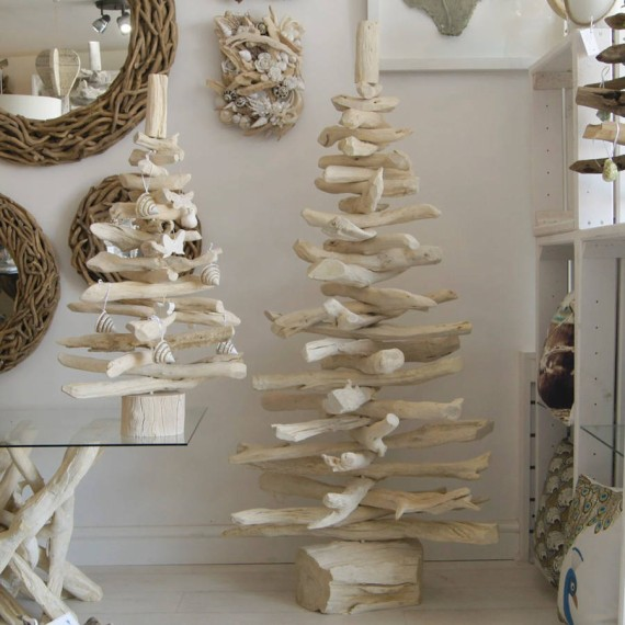 Driftwood Christmas Tree Plan