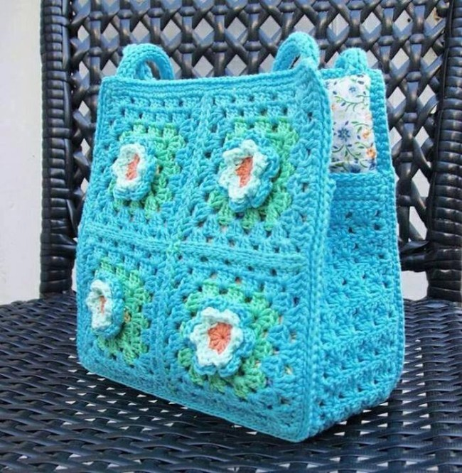Crochet Bag Pattern Easy : Crochet Bags Crochet Patterns