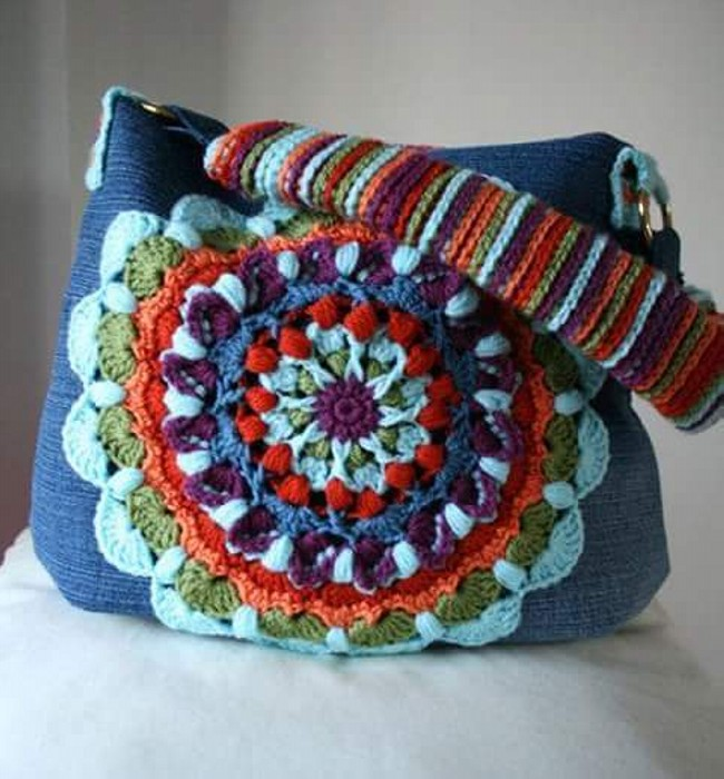 Crochet Designs For Bags : Crochet Bags Crochet Patterns