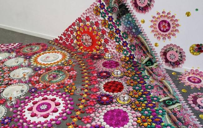 Glittering Gems Art