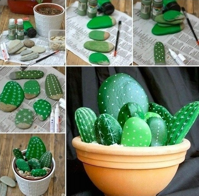 Home Decorating Stones