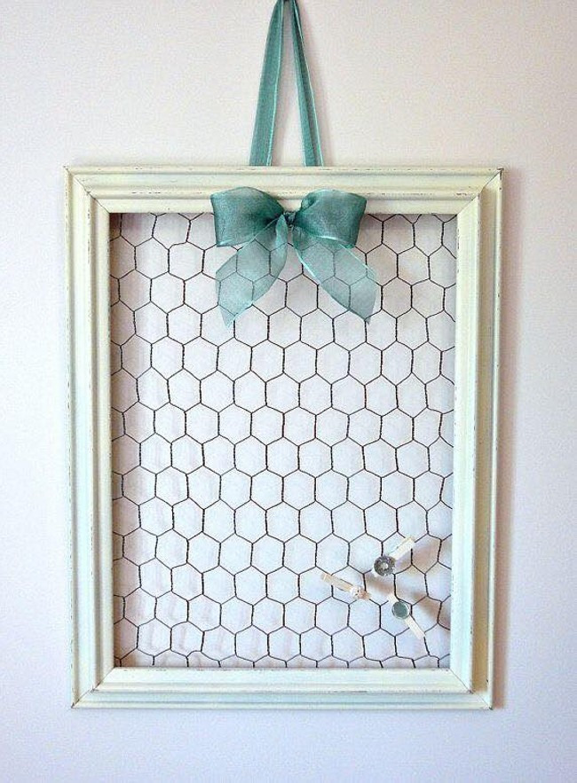 Ideas for Using Old Photo Frames | Upcycle Art