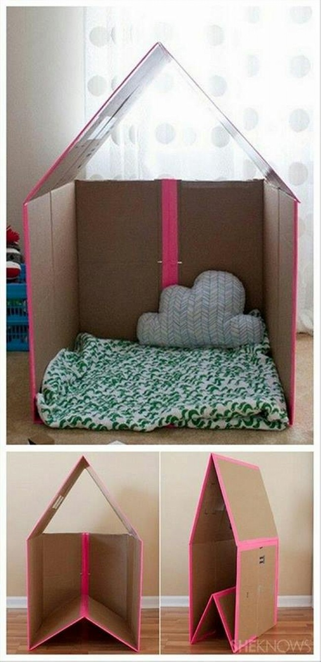 Ideas of Cardboard Boxes