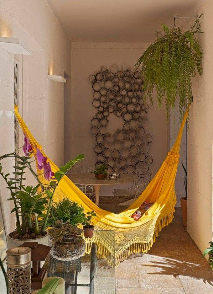 Cute Indoor Swing Ideas Upcycle Art