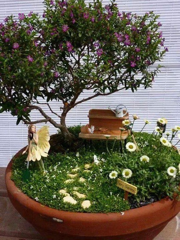 Mini Garden Projects