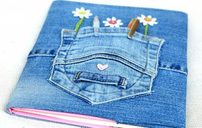 Old Jeans Upcycled Projects