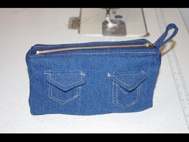 Old Jeans Upcycling Projects