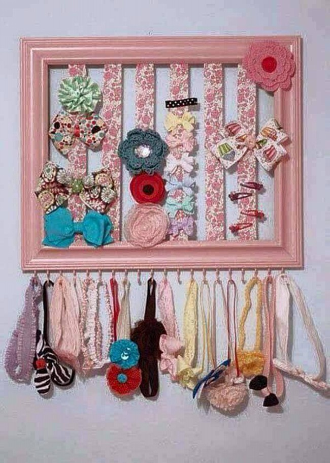 Old Photo Frames Recycled