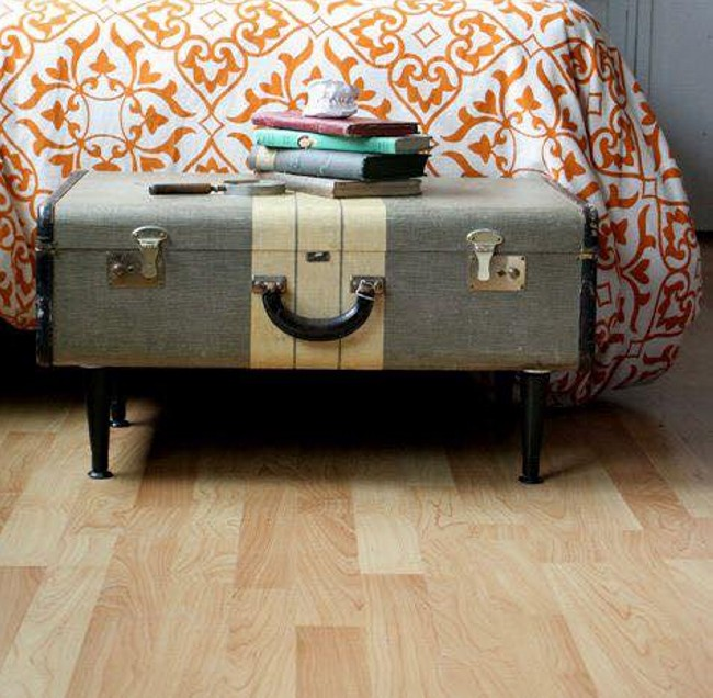 Ideas To Repurpose Old Suitcases Upcycle Art
