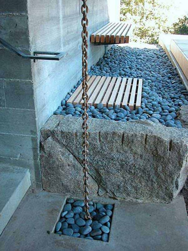 Outdoor Stones Home Decorating