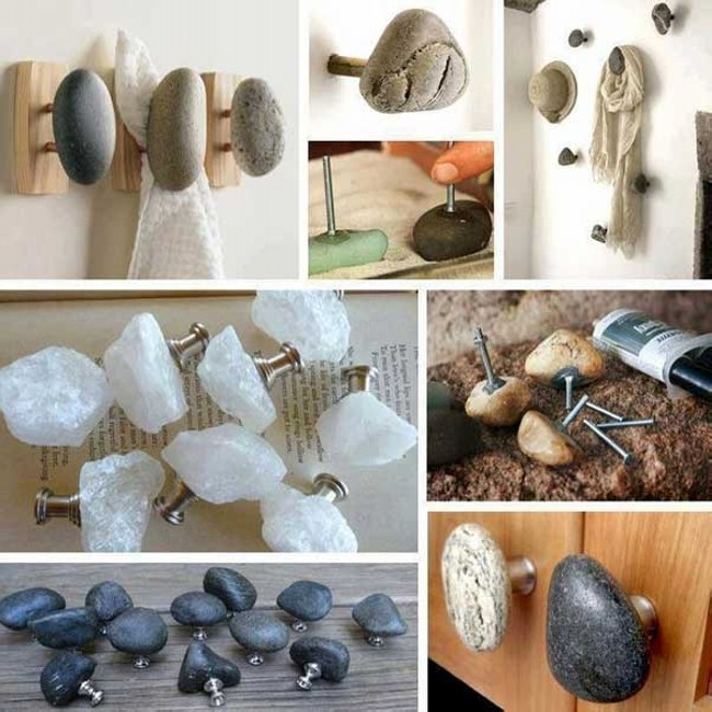 Stones Home Decorating Crafts