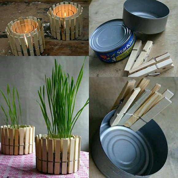 Upcycled Planter Pots Projects