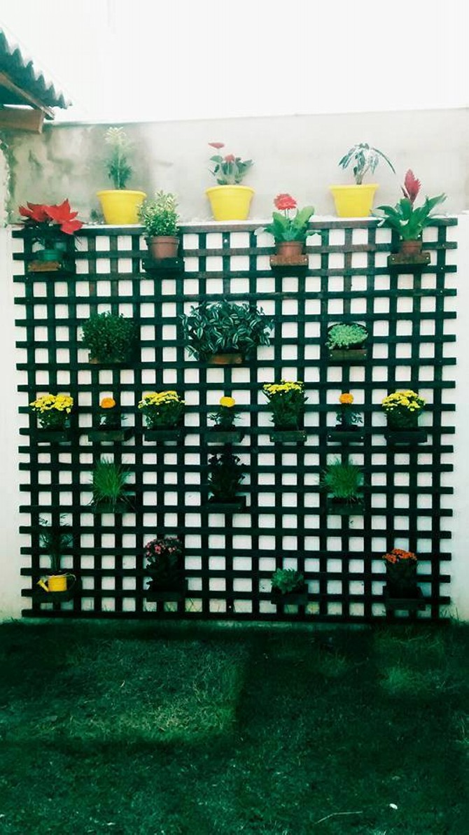 Creative Vertical Garden Ideas Upcycle Art