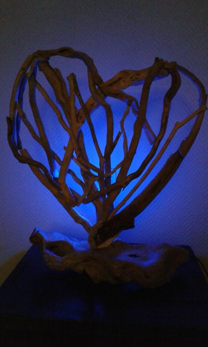 Driftwood Heart Project