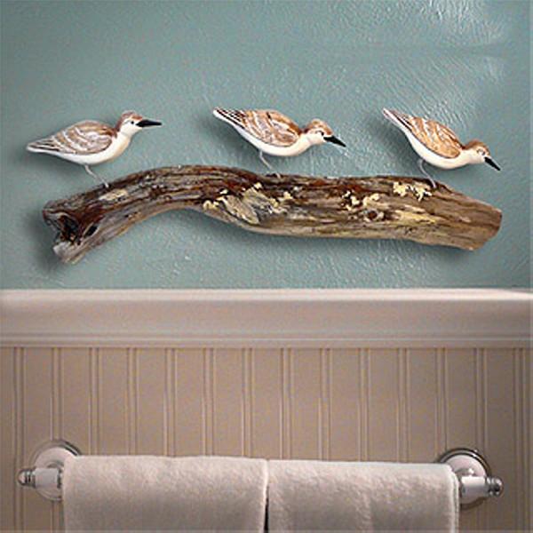 Driftwood Wall Art Craft