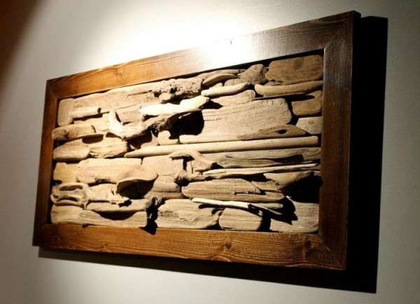 Driftwood Wall Art Ideas Upcycle Art