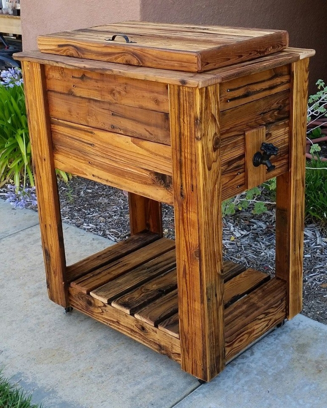 Pallet Cooler Projects