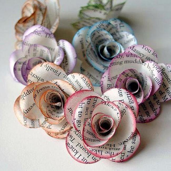 Paper Flower Idea