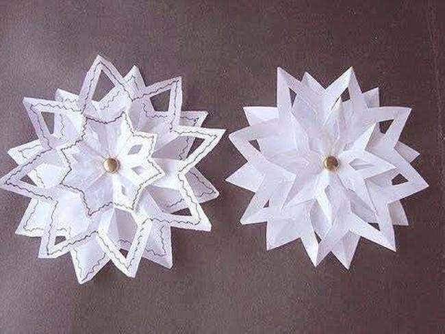 Paper Flower Plans