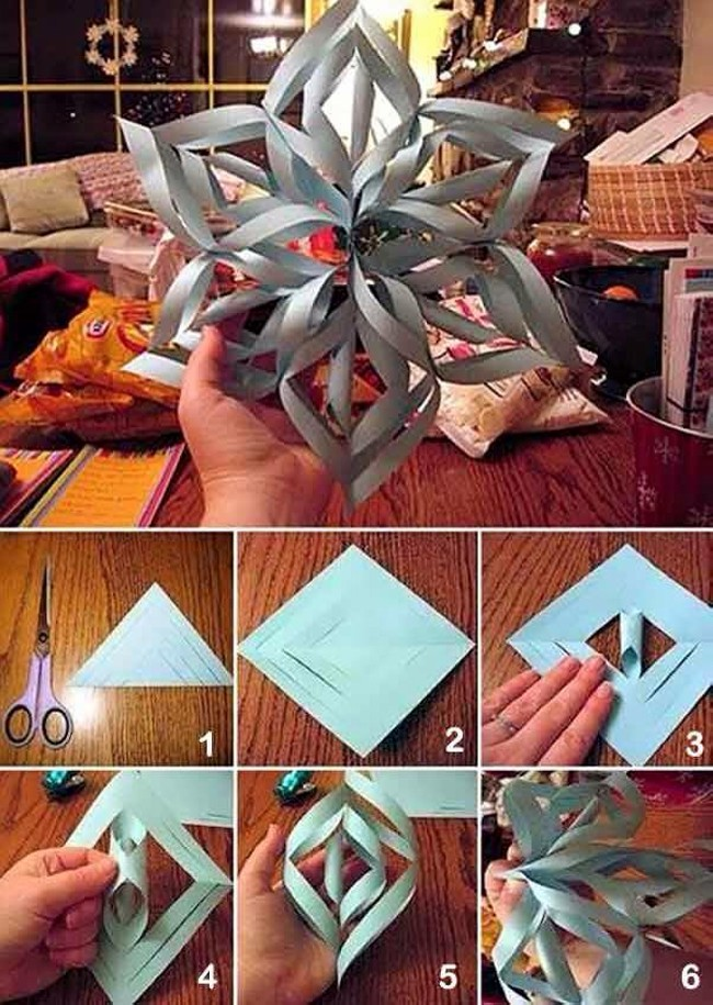 Paper Flower Project