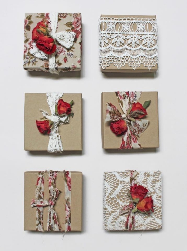 Recycled Paper Gift Pack Ideas Upcycle Art