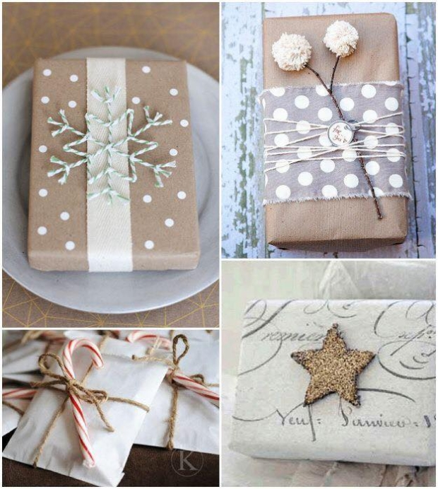 Paper Gift Packing