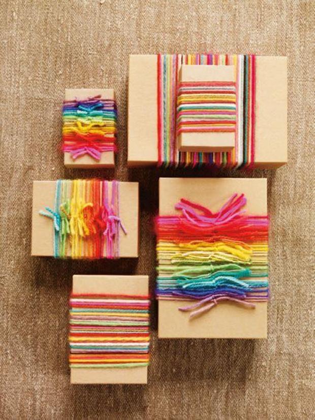 Paper Gift Packs