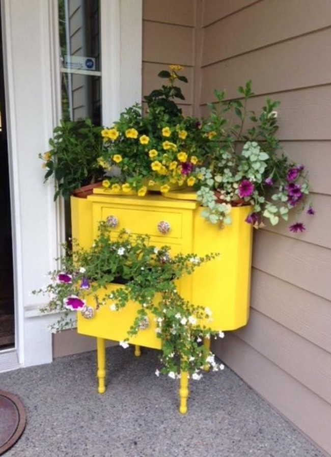 Recycled Garden Ideas